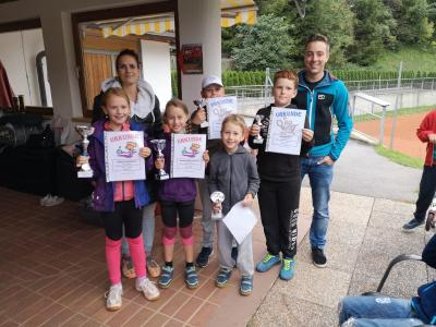 Clubmeisterschaft Kinder 2019